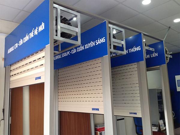 Tham Khảo Giá Cửa Cuốn Austdoor Tấm Liền 2019