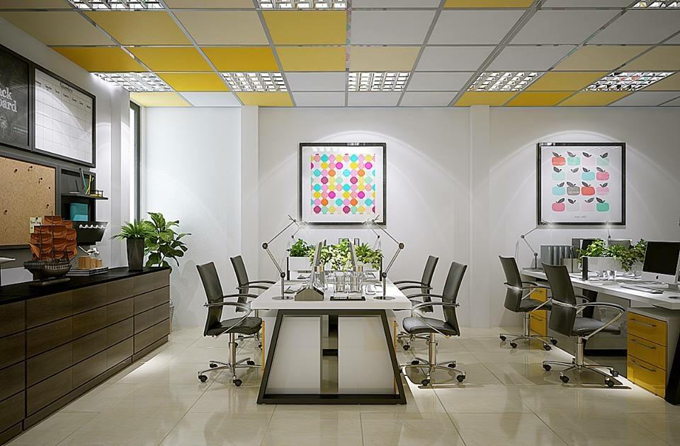 Top 9 công ty nội thất văn phòng ở TPHCM tốt nhất