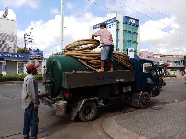 Top 7 dịch vụ rút hầm cầu uy tín chất lượng giá rẻ tại Tphcm